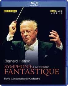 Hector Berlioz (1803-1869): Symphonie fantastique, Blu-ray Disc