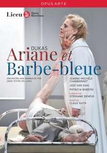 Paul Dukas (1865-1935): Ariane et Barbe-Bleue, DVD