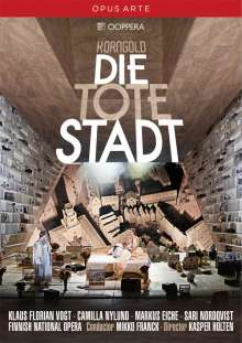 Erich Wolfgang Korngold (1897-1957): Die tote Stadt, DVD
