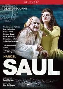 Georg Friedrich Händel (1685-1759): Saul, DVD