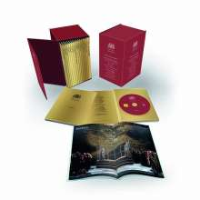 The Royal Opera Collection (15 Opern-Gesamtaufnahmen), 22 DVDs