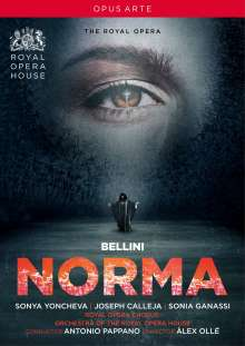 Vincenzo Bellini (1801-1835): Norma, DVD