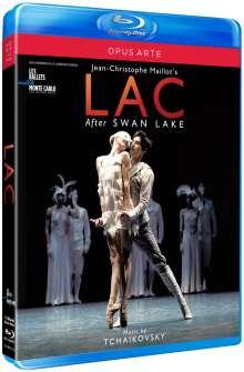 Les Ballets De Monte-Carlo - Jean-Christophe Maillots Lac nach Schwanensee, Blu-ray Disc