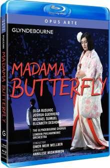 Giacomo Puccini (1858-1924): Madama Butterfly, Blu-ray Disc