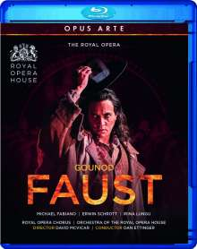 "Charles Gounod (1818-1893): Faust (""Margarethe""), Blu-ray Disc"