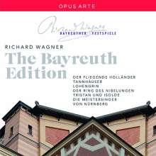 Richard Wagner (1813-1883): Richard Wagner - The Bayreuth Edition, 30 CDs