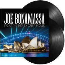 Joe Bonamassa: Live At The Sydney Opera House (180g), 2 LPs