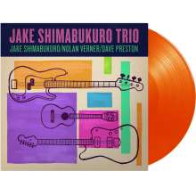 Jake Shimabukuro: Jake Shimabukuro Trio (180g) (Limited Edition) (Orange Vinyl), LP