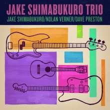 Jake Shimabukuro: Trio, CD