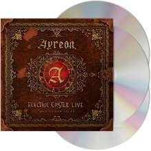 Ayreon: Electric Castle Live And Other Tales (Deluxe Edition), 2 CDs und 1 DVD