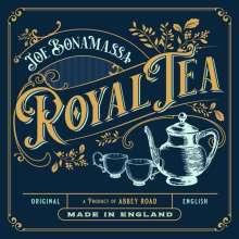 Joe Bonamassa: Royal Tea (180g) (Limited Artbook) (Shiny Gold Vinyl), 2 LPs und 1 CD