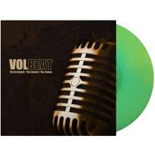 Volbeat: The Strength / The Sound / The Songs (Glow In The Dark Vinyl), LP
