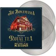 Joe Bonamassa: Now Serving: Royal Tea Live From The Ryman, 2 LPs