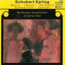 Bamberger Symphoniker - Schubert Epilog, CD