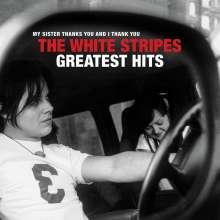 The White Stripes: The White Stripes Greatest Hits, 2 LPs