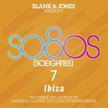 Blank & Jones: Present: So80s 7 – Ibiza (So Eighties), 3 CDs
