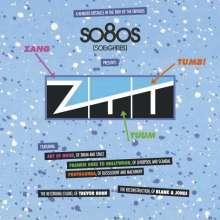 Blank & Jones: So80s Pres. ZTT (Mixed & Reconstructed By Blank & Jones), 2 CDs