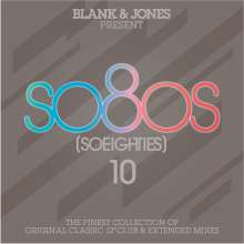 Blank & Jones: Present So8os [So Eighties] 10 (Deluxe Box), 3 CDs