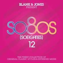 Blank & Jones: Present So80s (So Eighties) 12, 2 CDs