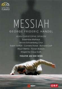 Georg Friedrich Händel (1685-1759): Der Messias, DVD