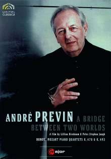 Andre Previn - A Bridge between two Worlds (Dokumentation), DVD
