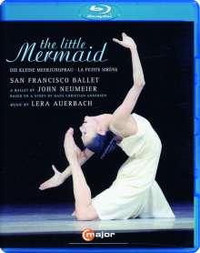 John Neumeier - Die kleine Meerjungfrau, Blu-ray Disc