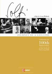 Solti - Journey Of A Lifetime (Dokumentation), DVD