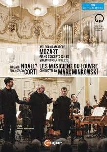 Marc Minkowski at Mozartwoche Salzburg 2015, DVD