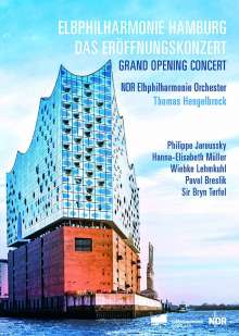 NDR Elbphilharmonie Orchester - Das Eröffnungskonzert, 2 DVDs