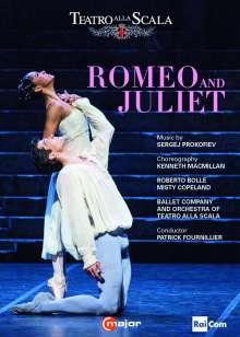 Ballett der Mailänder Scala:Romeo & Julia, 2 DVDs