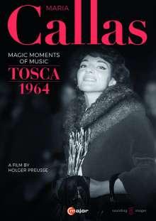 Maria Callas - Magic Moments of Music / Tosca 1964, DVD