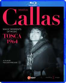 Maria Callas - Magic Moments of Music / Tosca 1964, Blu-ray Disc