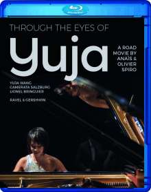 Yuja Wang - Through the Eyes of Yuja (A Road Movie), Blu-ray Disc