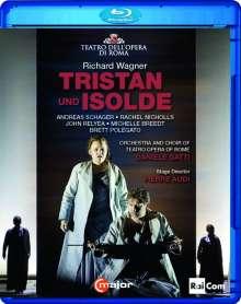 Richard Wagner (1813-1883): Tristan und Isolde, Blu-ray Disc