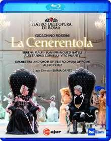 Gioacchino Rossini (1792-1868): La Cenerentola, Blu-ray Disc