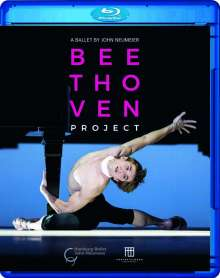 John Neumeier - Beethoven Project, Blu-ray Disc