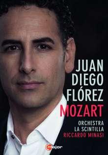 Juan Diego Florez - Mozart, DVD