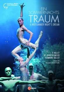 Hamburg Ballett: Ein Sommernachtstraum, 2 DVDs