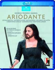 Georg Friedrich Händel (1685-1759): Ariodante, Blu-ray Disc