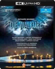 Richard Wagner (1813-1883): Die Walküre (4K Ultra HD), Ultra HD Blu-ray