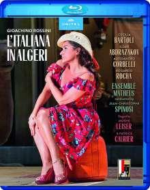 Gioacchino Rossini (1792-1868): L'Italiana in Algeri, Blu-ray Disc