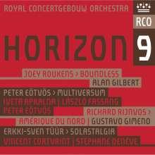Concertgebouw Orchestra - Horizon 9, Super Audio CD