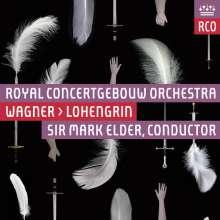 Richard Wagner (1813-1883): Lohengrin, 3 Super Audio CDs