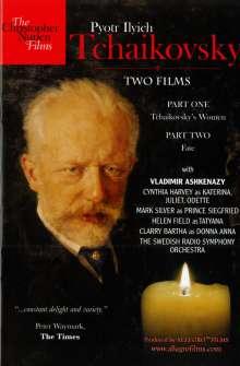 Peter Tschaikowsky - 2 Filme, DVD