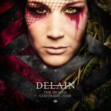 Delain: The Human Contradiction, CD