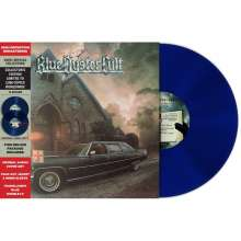 Blue Öyster Cult: On Your Feet Or On Your Knees (remastered) (Limited Edition) (Translucent Blue Vinyl), 2 LPs