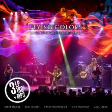 Flying Colors: Second Flight: Live At The Z7 (180g) (Limited Edition), 3 LPs