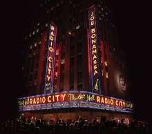 Joe Bonamassa: Live At Radio City Music Hall (180g), 2 LPs