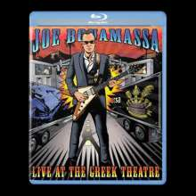 Joe Bonamassa: Live At The Greek Theatre, Blu-ray Disc