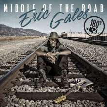 Eric Gales (Bluesrock): Middle Of The Road (180g), LP